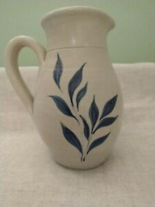 Pitcher; Williamsburg Pottery
