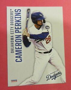 2019 Choice, Oklahoma City Dodgers - CAMERON PERKINS