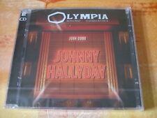 JOHNNY HALLYDAY - Olympia 2000 - Live Juin 2000 (2CD) - NEUFS Sous Blister