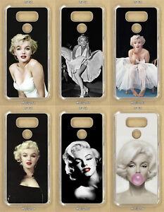LG G5, LG G6, G7, LG K8 2017, LG K10 2017, Marilyn Monroe Custom Made Phone Case
