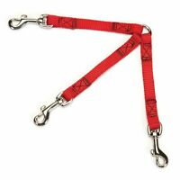 Dog Leash 3 Way Splitter Coupler Cable for Multiple Dogs Guardian Gear No Tangle