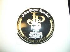 John Player Special-Team Lotus pegatina
