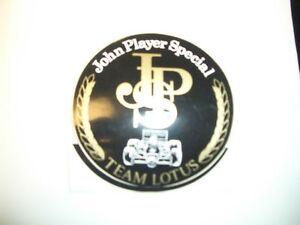 JOHN PLAYER SPECIAL - TEAM LOTUS STICKER