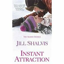 Wilder Brothers: Instant Attraction Bk. 1 by Jill Shalvis (2012, Paperback)