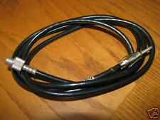 NOS Hirschmann AM FM Radio Antenna Cable 150 CM fit Porsche 911 912 356 & others
