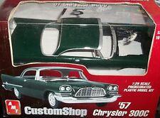 AMT PROSHOP 1957 CHRYSLER 300C Green Model Car Mountain KIT 1/25 FS