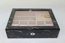 High Gloss Finish watch display box- 824