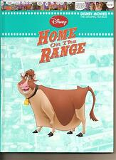 DISNEY HOME ON THE RANGE BOOK GRAPHIC NOVEL DISNEYS PIXAR