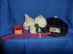 Muffy VanderBear  NABCO - Lulu Dog, Bed, Bowl and Leash