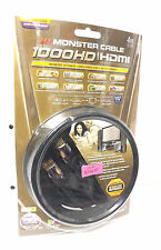 Monster Cable MC1000HD-4M Ultra-High Speed HDMI Cable!!! New