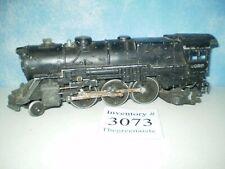 Post War Lionel O Scale # 2025 Electric Locomotive Steam Train Engine