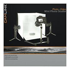 Lampes LED pour Mini Studio Photo 40x 40x 40cm Camlink