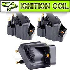 New Ignition Coil Coils 3 pack For Chevrolet Buick Pontiac GMC V6 DR39 5C1058