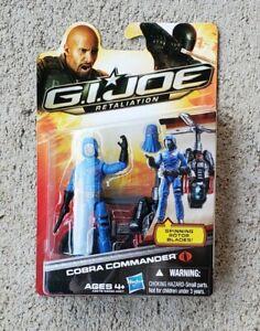 GI Joe - Retaliation - Hasbro - Ultimate Cobra Commander