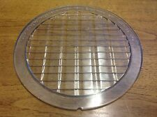 "LQQK Vintage 1920's 1930's Earlier Sun Ray Lens 8-1/4"" Headlight Lens Glass OLD"