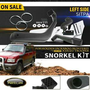 Snorkel Kit for Holden Jackaroo Monterey Isuzu Trooper 1992-2004 3.0L Diesel