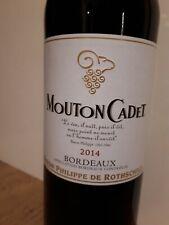 Spitzenwein aus Bordeaux!!! Mouton Cadet 2014 Baron Philippe de Rothschild