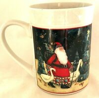 Holiday Home Santa Collection Mug Designed by Debi Hron 2005