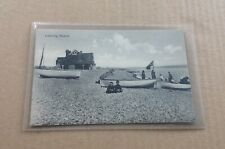 LANCING BEACH - EARLY CARD