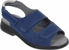 Sandali e scarpe casual blu per il mare da donna