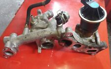 2005 ACURA MDX THERMOSTAT HOUSING AND EGR VALVE