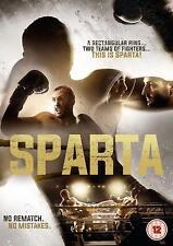 SPARTA (DVD 2017) NEW/SEALED...FAST POST