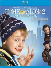 Home Alone 2: Lost in New York (Blu-ray + DVD + Digital HD, 2015 2-Disc Set) NEW