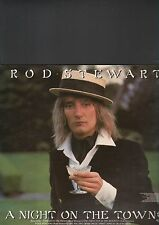 ROD STEWART - a night on the town LP
