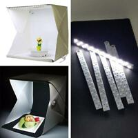 20 LED Folding Rigid Strip Lamp Strip Hard Light Tube Bar Photography LZ