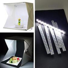 20 LED Folding Rigid Strip Lamp Strip Hard Light Tube Bar Photography 20cm.US