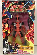 Marvel Universe Deadpool 10Inch Action Figure Toybiz 1997 Item 48696 Vintage New