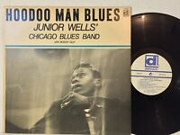 Junior Wells Buddy Guy Hoodoo Man Blues NM DELMARK