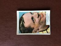 F1d  trade card kane film stars no 59 johnny dankworth