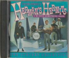 C.D.MUSIC D131    HERMAN'S HERMITS  I'M INTO SOMETHING GOOD    CD