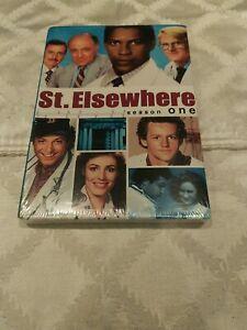 St. Elsewhere - First Season 1 One (DVD, 2006, 4-Disc Set) - Sealed
