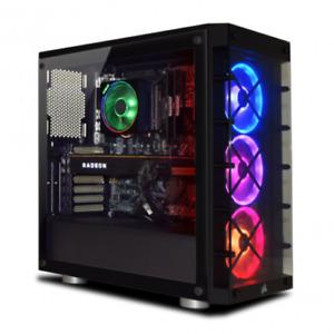 Gaming PC AMD Ryzen 3600 8GB RAM GT 710