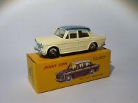 Fiat 1200 grande vue + certificat  - réf 531  au 1/43 de dinky toys atlas