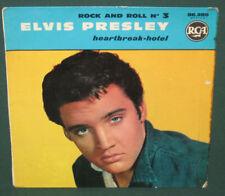 Elvis Presley 86.289 Rock And Roll EP France 11/65 Heartbreak Hotel