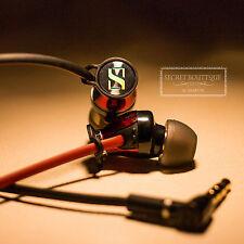 BNIB MOMENTUM In Ear Black M2 IEG Headphones Earphone Headset For Android