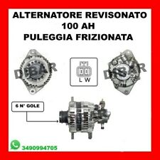 ALTERNATORE 100AH PULEGGIA FRIZIONATA OPEL COMBO-CORSA C-MERIVA LR1100503E