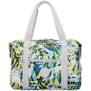 Kipling Basic Print Art M Weekender Reisetasche Shopper 58 cm (bright palm)