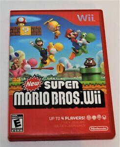 Super Mario Bros. Wii,  Pre-owned.