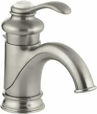 KOHLER Fairfax K-12182-BN Single HOLE Bathroom Faucet, BRUSHED NICKEL
