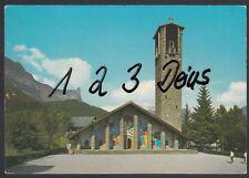 784Q)  AK    Passy     Platz mit Kirche      Frankreich