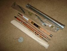 """NOS Vintage Wright & McGill """"Trailmaster"""" 4TMS D-8 Spinning Rod made in USA"""
