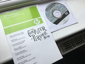 HP EXPRESSCARD DVB-T DIGITAL TV TUNER USER GUIDE INSTRUCTION MANUAL CD SOFTWARE
