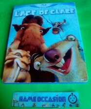 L'AGE DE GLACE  DVD  BLU-RAY