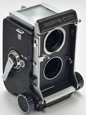 Mamiya Manual Focus Medium Format Film Cameras