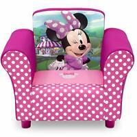 Delta Children Disney Minnie Mouse Upholstered Chair