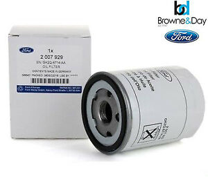 Ford Transit Mk8 Custom 2.0 EcoBlue SPIN-ON Oil Filter Genuine 2007929